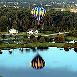 Hot Air Balloon Rides in Central Florida